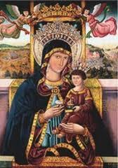 Czuwanie różańcowe w Sanktuarium Matki Bożej Świętogórskiej Róży Duchownej