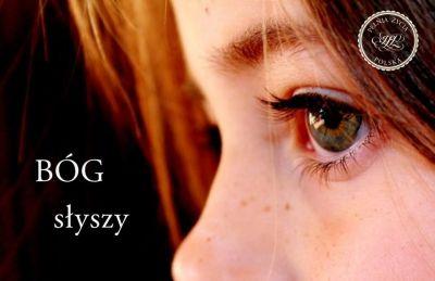 Oczy Pana [zwrócone są] ku sprawiedliwym, a Jego uszy na ich wołanie.  Wołali, a Pan ich wysłuchał i uwolnił od wszystkich przeciwności.  (Psalm 34,16-17)