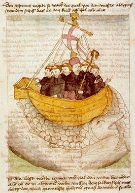 IV 16 maja - Święty Brendan W Irlandii, Szkocji, Walii, czy Bretanii jest jednym z najbardziej czczonych i najpopularniejszych świętych. Zalicza się go nawet do grona tzw. 12 Apostołów Irlandii. Kim był św. Brendan?