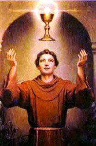 17 maja  Święty Paschalis Baylon: Patron kongresów eucharystycznych Święty Paschalis przyszedł na świat 16 maja 1540 r. w miejscowości Torre Hermoza, leżącej w hiszpańskiej Aragonii. Jego rodzice zajmowali się rolą.