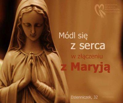 Niech dusza Maryi będzie w każdym z nas, by wielbić Pana. Niech duch Maryi będzie w każdym z nas, by radować się w Bogu./ Św. Ambroży/