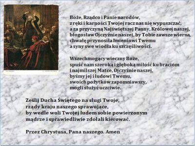 4. 4.Irena Żmuda · O Uzdrowienie dla kolegi Andrzeja oraz dla mnie i mojej siostry z choroby ---------- Halina Gwara · Matko Boża dziękuje za przeżyty dzień za otrzymane łaski i proszę w intencji o uzdrowienie Weroniki, Julki ,Kasi,Henyka i wszytkich chorych.WE wszystkich intencjach wymienionych i które mamy w sercach.Szczęsć wam Boże ------------------------ Anonimowo Maryjo, Prosze pomoz mi . Dzieja sie tu dziwne rzeczy, nielogiczne , zupelnie niewytlumaczalne racjonalnie. Prosze oczysc to , odeslij to co trzeba odeslac I tam gdzie trzeba . Pozwol mi zyc dobrym szczesliwym zyciem. ------------------------ RÓŻANIEC ZA NASZ RZĄD SEJM I PREZYDENTA i wstawiennictwo św. Angadiama ----------- Różąniec za p Prezydenta ,sejm i rząd i -Ewa Hołowińska za zmarłą p Józefę i jej rodzinę. -za zmarłą Korę w pokój wieczny w domu Ojca. -abym jutro dostała pełne pobory -Anastazja Klosa · 17:34 Prosze o modlitwe w intencji wszystkich modlacych sie z Radiem Rozaniec ..oraz dziekuje Matence za wszystkie laski i prosze o dalsza opieke BOG ZAPLAC -Różąniec za p Prezydenta ,sejm i rząd i dobre wybory i wstawiennicwo św. Adrian III, papież, św. Raymund z Tuluzy, święci Aquila i Prisca lub Priscilla, św. Kilian i jego Towarzysze, św. Sunniva i jej Towarzysze, św. Withburga, św. Grimbald, św. Prokop z Cezarei, św. Jan z Dukli -Øla Kwapień 15 godz.  Proszę was o modlitwę za mnie w intencji Bogu wiadomej. Nie mam już sił... ------------------------------------ Karina Zalewska  Moi drodzy , proszę Was o modlitwę w intencji mojej koleżanki , która będzie miała poważna operację . Z góry Bóg zapłać ------------------------------------------- RÓŻANIEC ZA NASZ RZĄD SEJM I PREZYDENTA i wstawiennictwo Św. Jan Chrzciciel (+ ok. 32 ------------------------------------------------------------------ RÓŻANIEC ZA NASZ RZĄD SEJM I PREZYDENTA i wstawiennictwo św Antoni Dymski (+1224 N -------------- RÓŻANIEC ZA NASZ RZĄD SEJM I PREZYDENTA i wstawiennictwo św Cyriak św Farnacjusz św Firmin św Firmus św Heros 