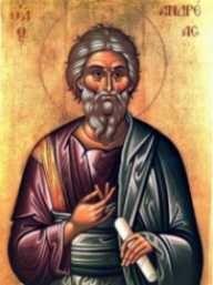VII 1130 św. Andrzej Apostoł*, św. Sapor, św. Cuthbert Mayne.