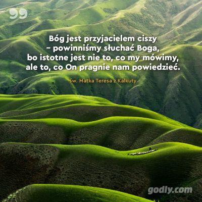 """Samotność… to jest przyjemność mądrych. // św. Rafał od św. Józefa (Kalinowski) // Ustami proroka Ozeasza Bóg mówi: """"Chcę cię na pustynię wyprowadzić i mówić do twego serca"""" (por. Oz 2, 16). On jednak nie udaje się z tobą na geograficzne samotnie. Największa samotnia jest w tobie, tam gdzie znajduje się głębia twych głębi, komnata Boga. Twoja samotność przywołuje Jego miłość. On czuje się pociągany twoją samotnością. Dramat osamotnienia okazuje się być twoją drogą ku duchowej dojrzałości. Nikt z ludzi nie może powiedzieć ci tego, co Bóg mówi twemu sercu. Nie może ciebie nasycić i wypełnić, byś czuł się do końca zrozumiany i spełniony. Podobnie i ty nie możesz tego uczynić względem innych, nawet najbardziej kochanych ludzi. Święci mawiali, że samotnością serca płaci się za dojrzałość. Tajemnica tej przedziwnej samotności ma miejsce szczególnie w doświadczeniu cierpienia. Jest rzeczywiście dramatem, nawet dla ludzi wierzących, ponieważ twoi bliscy, którzy są tuż obok ciebie, nie mają wstępu do twojej najgłębszej tajni, a cierpienie sięga aż tam. Ona wciąż pozostaje przestrzenią Boga. W takiej właśnie sytuacji rozpoczyna się historia tego, co w doświadczeniu osamotnienia przemienia się z dramatu w łaskę. / Karmel.pl /"""