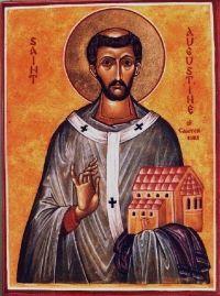 VI 0527 Dnia 27-go maja w Anglii złożenie zwłok św. Bedy Czcigodnego, Wyznawcy, kapłana i Nauczyciela Kościoła, który cieszył się wielką czcią i powagą z powodu swej świętości i uczoności.  Również uroczystość św. Jana, papieża i Męczennika, który na rozkaz ariańskiego króla Gotów wschodnich Teodoryka został wygnany za stałość w wierze katolickiej do Rawenny i tam wrzucony do więzienia, gdzie po długich cierpieniach zakończył życie.  W Sylistrii w Bułgarii męczeństwo św. Juliusza, który za niezachwiane przywiązanie do świętej wiary chrześcijańskiej skazany został na śmierć za panowania cesarza Aleksandra.  Pod Sorą śmierć męczeńska św. Restytuty za cesarza Aureliana. Mocą wiary triumfowała nad natarczywością złych duchów, nad pochlebstwami rodziców i nad złością oprawców. W końcu zdobyła koronę męczeńską przez ścięcie wraz z wielu innymi chrześcijanami.  W okolicy Arras pamiątka św. Ranulfa, Męczennika. - W Orange we Francji uroczystość św. Eutropiusza, biskupa, który wielce był poważany ze względu na swe cnoty i cuda.