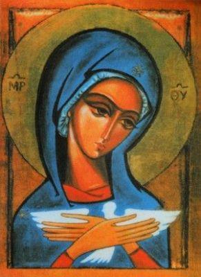 ŚWIĘTO NAJŚWIĘTSZEJ MARYI PANNY, MATKI KOŚCIOŁA.  1 Maryjo, czysta Dziewico, Jasna jutrzenko zbawienia, Przyczyno naszej radości, Kościół Cię wielbi w pokorze.  2 Przyjęłaś Boże posłanie, Matką się stałaś Chrystusa, A z Jego ciałem człowieczym Ciało zrodziłaś mistyczne.  3 Gdy Jezus konał na krzyżu, Aby nas z Ojcem pogodzić, Tyś sama w sercu nosiła Wiarę całego Kościoła.  4 I byłaś razem z Kościołem, Kiedy go Płomień ogarnął, Dla uczniów Mistrza stanowiąc Dar Jego Boskiej dobroci.  5 Maryjo, otocz opieką Nas, którzy w ciele Kościoła Członkami Pana jesteśmy, Jedno stanowiąc przez miłość.  6 Niech będzie chwała na wieki Ojcu, Synowi, Duchowi; A Kościół w blasku poranka Niechaj wysławia swą Matkę. Amen. / hymn z dzisiejszej Jutrzni /