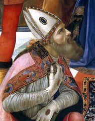 """0528 św. Justus z Urgel. Just z Urgellum Przejdź do nawigacjiPrzejdź do wyszukiwania Święty Just z Urgellum biskup Ilustracja Data urodzeniaw V w. Data i miejsce śmierciok. 549  Urgellum (dzies. La Seu d'Urgell) Wspomnienie28 maja PatronLa Seu d'Urgell, diecezji Urgell Just z Urgellum (zm. ok. 549) – pierwszy biskup La Seu d'Urgell w Katalonii (przed 527 do 546 lub 549), ojciec Kościoła, święty Kościoła katolickiego.  Pewne informacje o Juście znajdują się w dziele św. Izydora. Just miał trzech braci: Nebrydiusza (biskup Egeru), Justyniana (biskup Walencji) i Elpidiusza (biskup Huesca). Brał udział w synodach: w Toledo (527 lub 531), Lérida (546) i w Walencji (549).  Napisał komentarz do """"Pieśni nad pieśniami"""" (Wykład alegoryczny na temat """"Pieśni nad pieśniami"""" wraz z listami wstępnymi do biskupa Sergiusza i diakona Justusa oraz prologiem) oraz mowę ku czci św. Wincentego męczennika.  Jest patronem miasta La Seu d'Urgell i diecezji Urgell.  Do Martyrologium Rzymskiego wpisał go Cezary Baroniusz (zm. 1607).  Jego wspomnienie liturgiczne obchodzone jest w Kościele katolickim 28 maja."""