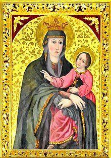 jutro  wspomnienie Najśw. Imienia Maryi Najświętsze Imię Maryi, imieniny Matki Bożej (obchodzone w Hiszpanii w XVII wieku na pamiątkę odniesionego w tym dniu (1683) zwycięstwa przez polskiego króla Jana III Sobieskiego nad Turkami; wprowadził je bł. Innocenty XI także w Austrii, Polsce i Niemczech)