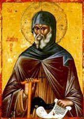 """17 styczeń = Św. Antoni, opat (251-356), zwany w Kościele Wschodnim """"Wielkim"""", urodził się w Środkowym Egipcie. Rodziców stracił wcześnie. Mając 20 lat, rozdał ubogim odziedziczony majątek i udał się na pustkowie, gdzie prowadził życie pełne umartwienia, milczenia, modlitwy. Miał dar widzenia rzeczy przyszłych. Słynął ze świętości i mądrości. Walki wewnętrzne, jakie ze sobą stoczył, stały się później ulubionym tematem malarzy (np. H. Bosch, M. Grunewald) i pisarzy (G. Flaubert, A. France). Jego postawa znalazła wielu naśladowców. Sława i cuda sprawiły, że zaczęli ściągać uczniowie, pragnący poddać się jego duchowemu kierownictwu. Po wielu sprzeciwach zdecydował się ich przyjąć i odtąd oaza Farium na pustyni zaczęła zapełniać się rozrzuconymi wokół celami eremitów (miało ich być około 6000). Owe wspólnoty pustelników nazwano """"laurami"""" (później także """"ławrami""""). Życie św. Antoniego było przykładem dla wielu nie tylko w Egipcie, ale i w innych stronach chrześcijańskiego świata.  Patron zakonu antoninów, dzwonników, chorych, hodowców trzody chlewnej, koszykarzy, rzeźników, szczotkarzy, ubogich. Orędownik w czasie pożarów. w ciągu wieków wzywano go podczas epidemii oraz chorób skórnych.  """"Powiedział abba Antoni: «Przyjdą takie czasy, że ludzie będą szaleni i jeśli kogoś zobaczą przy zdrowych zmysłach, to powstaną przeciw niemu, mówiąc: Jesteś szalony, bo nie jesteś do nas podobny.»"""" Z """"Księgi Starców"""" W IKONOGRAFII św. Antoni przedstawiany jest jako pustelnik, czasami w długiej szacie mnicha. Szczególne zainteresowanie artystów budził temat kuszenia św. Antoniego. Jego atrybutami są: jeden, dwa lub trzy diabły, diabeł z pucharem, dzwonek, dzwonek i laska, krzyż egipski w kształcie litery """"Tau"""", księga reguły monastycznej, lampa, lampka oliwna, laska, lew kopiący grób, pochodnia, świnia, pod postacią której kusił go szatan, źródło."""