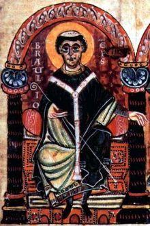 """26 marca 2020czwartek Rok liturgiczny: A/II IV Tydzień Wielkiego Postu -------------------------- 26 marca Święty Braulion, biskup ----------------------- Braulion pochodził z Saragossy, ze znakomitej rodziny rzymsko-germańskiej. Jego ojciec, Grzegorz, był biskupem w Osma, a starszy brat, Jan, przełożonym słynnego klasztoru """"18 Męczenników"""", potem został biskupem Saragossy. Braulion, pociągnięty przykładem starszego brata, wstąpił do klasztoru, którego jego brat był wówczas przełożonym. Tu odbywał studia i zaprawiał się do życia bogobojnego. Następnie Braulion udał się do Sewilli, gdzie kończył swoje studia w szkole katedralnej, założonej i prowadzonej wówczas przez św. Izydora. Do tej szkoły uczęszczał kwiat duchowieństwa Hiszpanii. Izydor zwrócił uwagę na niezwykle utalentowanego i pobożnego ucznia. Brauliona obrał za swojego sekretarza i współredaktora pierwszej encyklopedii katolickiej i ogólnej pod nazwą Etymologie. Ok. roku 625 Braulion musiał jednak powrócić do Saragossy na wezwanie swojego starszego brata, który wówczas był biskupem tego miasta. Jako archidiakonowi powierzył administrację dóbr diecezji. Po śmierci brata (1631) Braulion został wybrany jego następcą. Okazał się doskonałym zarządcą powierzonej sobie diecezji, a jeszcze gorliwszym pasterzem powierzonej sobie owczarni. Obok św. Leandra i św. Izydora należy do najjaśniejszych świateł ówczesnej Hiszpanii. Pomnożył liczbę duchownych diecezjalnych i zakonnych. Zwoływał do Toledo synody (633, 636, 638). Jego rady zasięgali tak dostojnicy świeccy, jak i duchowni. Braulion zmarł jako ociemniały starzec, wyniszczony kompletnie trudami pasterzowania i pokutami, jakie sobie zadawał. Zostawił po sobie 24 listy, które są świadectwem jego wysokiej wiedzy teologicznej i wzorem literackiego języka. Jest patronem Aragonii."""