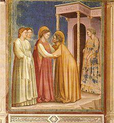 """31 maja 2020niedziela Rok liturgiczny: A/II -------- Święto Nawiedzenia NMP Maryja prawdopodobnie odbywała całą drogę z Nazaretu do Ain Karim, czy może nawet do Hebronu, zapewne pieszo.  Kto wymyślił to święto? Uroczystość Nawiedzenia Najświętszej Maryi Panny wprowadził do swojego zakonu św. Bonawentura w roku 1263. Kiedy zaś powstała wielka schizma na Zachodzie, wtedy to święto rozszerzył na cały Kościół papież Bonifacy IX w roku 1389, aby uprosić za przyczyną Maryi jedność w Kościele Chrystusowym. Sobór w Bazylei to święto zatwierdził, a papież Pius IX podniósł je do rzędu świąt drugiej klasy (w roku 1850). Dotąd święto Nawiedzenia obowiązywało dnia 2 lipca. Obecnie (1969) zostało przeniesione na dzień ostatniego maja. Tak więc, jak święto Matki Bożej Królowej Polski rozpoczyna miesiąc maj, poświęcony Królowej nieba i ziemi, tak święto Nawiedzenia Matki Bożej zamyka jakby złotą klamrą ten najpiękniejszy w roku miesiąc maryjny. W Kościele Wschodnim święto to obchodzono wcześniej również dnia 2 lipca.  Opis wydarzenia Dokładny opis wydarzenia Nawiedzenia zostawił nam św. Łukasz w swojej Ewangelii: """"W tym czasie Maryja wybrała się i poszła z pośpiechem w góry do pewnego miasta w (pokoleniu) Judy. Weszła do domu Zachariasza i pozdrowiła Elżbietę. Gdy Elżbieta usłyszała pozdrowienie Maryi, poruszyło się dzieciątko w jej łonie, a Duch Święty napełnił Elżbietę. Wydala ona okrzyk i powiedziała: «Błogosławiona jesteś między niewiastami i błogosławiony jest owoc Twojego łona. A skądże mi to, że Matka mojego Pana przychodzi do mnie? Oto, skoro głos Twego pozdrowienia zabrzmiał w moich uszach, poruszyło się z radości dzieciątko w moim łonie. Błogosławiona jesteś, któraś uwierzyła, że spełnią się słowa powiedziane Ci od Pana».  Wtedy Maryja rzekła: «Wielbi dusza moja Pana, i raduje się duch mój w Bogu, moim Zbawcy. Bo wejrzał na uniżenie Służebnicy swojej. Oto błogosławić mnie będę wszystkie pokolenia, gdyż wielkie rzeczy uczynił Mi Wszechmocny. Święte jest Jego imię — a swoje"""