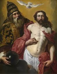 7 czerwca 2020niedziela Rok liturgiczny: A/II Uroczystość Najświętszej Trójcy Pierwsze czytanie:Wj 34, 4b-6. 8-9Psalm responsoryjny:Dn 3, 52. 53-54. 55-56 (R.: por. 52b)Drugie czytanie:2 Kor 13, 11-13Werset przed Ewangelią:Ap 1, 8Ewangelia:J 3, 16-18 ----------------------------- Wj 34, 4b-6. 8-9  Czytanie z Księgi Wyjścia  Mojżesz, wstawszy rano, wstąpił na górę, jak mu nakazał Pan, i wziął do rąk tablice kamienne.  A Pan zstąpił w obłoku, i Mojżesz zatrzymał się koło Niego, i wypowiedział imię Pana. Przeszedł Pan przed jego oczyma i wołał: «Pan, Pan, Bóg miłosierny i łagodny, nieskory do gniewu, bogaty w łaskę i wierność».  Natychmiast Mojżesz skłonił się aż do ziemi i oddał pokłon, mówiąc: «Jeśli darzysz mnie życzliwością, Panie, to proszę, niech pójdzie Pan pośród nas. Jest to wprawdzie lud o twardym karku, ale przebaczysz nasze winy i nasze grzechy, a uczynisz nas swoim dziedzictwem».
