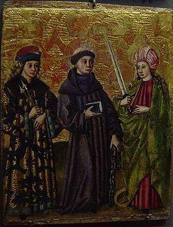 """XCIV 6 listopada 2020 piątek Ulubieniec nędzarzy - św. Leonard z Limoges Dane dotyczące żywotu świętego czerpiemy z """"Martyrologium Rzymskiego"""", do którego wpisał świętego Leonarda, kardynał Cezary Baroniusz. Dodatkowo wzmianki o świętym odnajdujemy w """"Historii"""", spisanej przez Ademara z Chabannes, na początku XI wieku.  Jednakże Leonard najżarliwiej czczony był przez lud. To właśnie dzięki wdzięczności prostych ludzi doczekał się niezwykle bogatego kultu. W Polsce w drugiej połowie XVIII wieku zarejestrowano kilkadziesiąt parafii pod jego wezwaniem. Do najstarszej świątyń jego imienia, należy krypta Św. Leonarda katedry wawelskiej z X wieku. Z kolei w Garbowie, do dzisiejszego dnia, obchodzi się odpust główny ku chwale świętego.  Przyjmuje się, że święty urodził się w Galii, podczas rządów cesarza Anastazego, w 466 roku. Pochodził ze szlacheckiej rodziny frankońskiej, która miała duże wpływy na dworze cesarskim, żyła także w przyjaźni z królem Franków, Chlodwigiem. Dla rodziców Leonarda sprawą ogromnej wagi było zapewnienie synowi jak najstaranniejszego wychowania i edukacji. Dzięki temu został oddany pod opiekę biskupowi Reims, świętemu Remigiuszowi.  Według legendy, Leonard służył jako rycerz na dworze Chlodwiga. Król przed ważną bitwą, miał złożyć przysięgę, że jeśli odniesie zwycięstwo, przyjmie chrzest. Tak też się stało i Leonard wraz ze swoim władcą, odrzucili pogańskie wierzenia.  Święty Leonard niezwykle szybko zyskał sobie szacunek na dworze królewskim. Wśród ludu panowało ogólne przekonanie o jego niezwykłej świątobliwości. Król oferował mu wiele przywilejów. Jednak Leonard wycofał się całkowicie z dworskiego życia i wyruszył do klasztoru Micy. Tam złożył śluby zakonne. Następnie osiadł na stałe w puszczy leśnej koło Limoges. Żył tam niezwykle ubogo, korzystając jedynie z hojności natury. Całe dnie spędzał na modlitwach i kontemplacji.  Pewnego razu, kiedy król polował we wspomnianym lesie, nadszedł czas porodu dla jego małżonki, która mu towarzyszyła. Ok"""