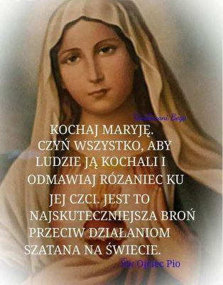 """Niech więc każda dusza będzie duszą Maryi, aby uwielbiała Pana. Niech w każdej duszy będzie duch Maryi, aby radowała się w Bogu. Jest tylko jedna Matka Chrystusa. Ta, która Go zrodziła, ale przez wiarę każda dusza rodzi Chrystusa. Każda bowiem przyjmuje Słowo Boga, jeśli tylko nieskalana i wolna od występków zachowuje czystość nienaganną i bez skazy.  Każda więc dusza, która byłaby taką, wielbi Pana tak, jak wielbiła Go dusza Maryi i jak Jej duch radował się w Bogu Zbawicielu""""  św. Ambroży"""